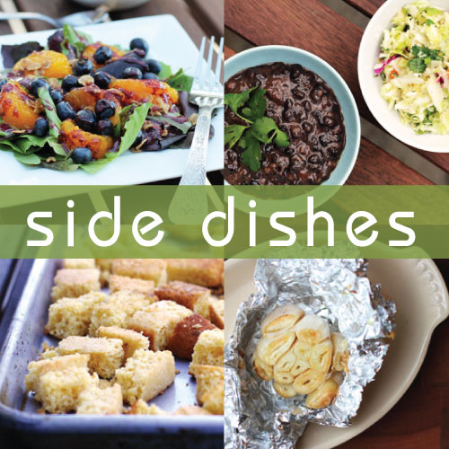 "this week for dinner blog ""side dishes"" recipes from @janemaynard"