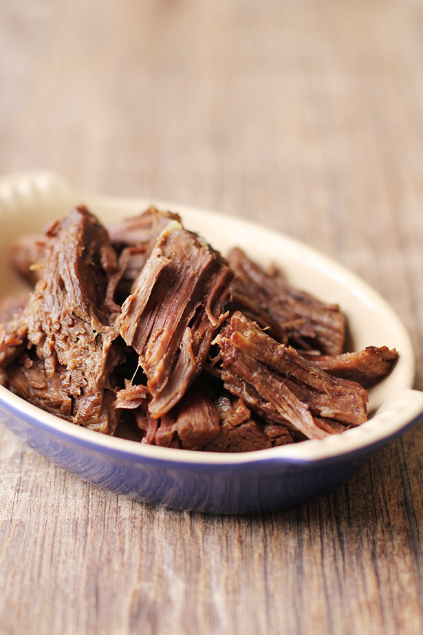 How to make pot roast in the slow cooker - simple, easy and delicious!