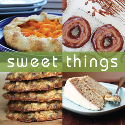 "this week for dinner blog ""sweet things"" recipes from @janemaynard"
