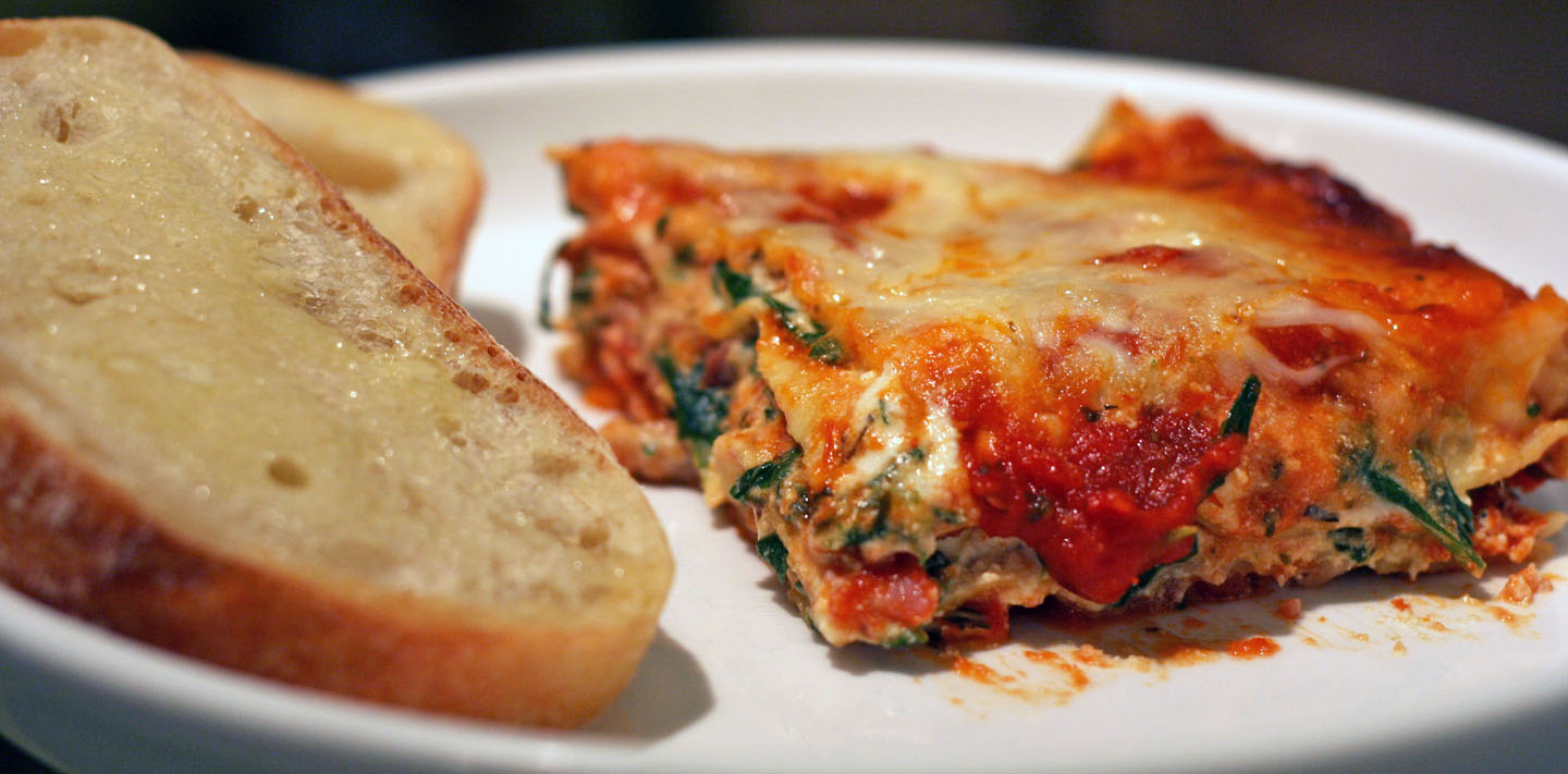 This Week For Dinner Easy And Delicious Lasagna Recipe