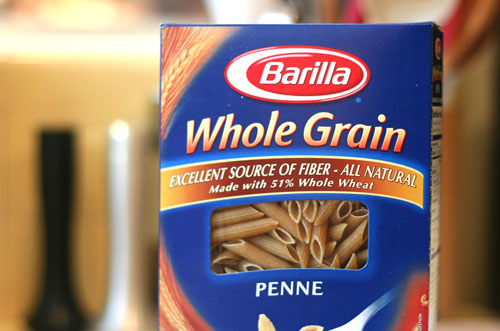 barilla whole grain pasta
