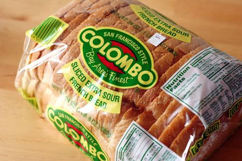 colombo sourdough bread