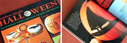 inside halloween web