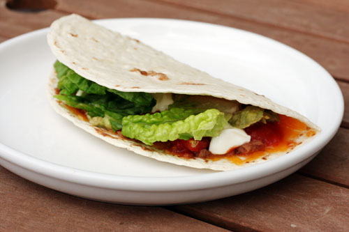 easy bean tacos1 web