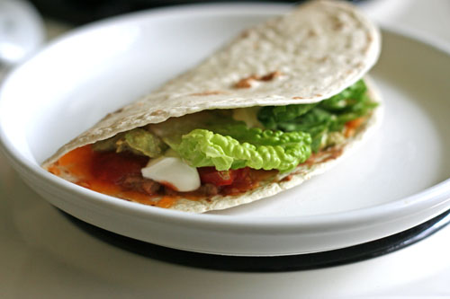easy bean tacos6 web