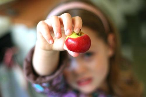 little lady apple web