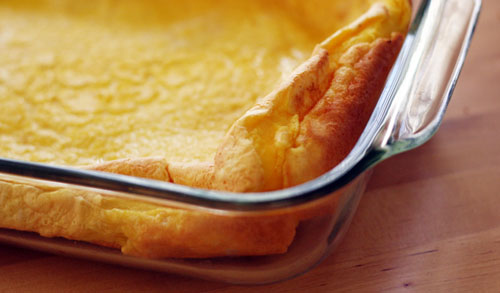 puffed oven pancake