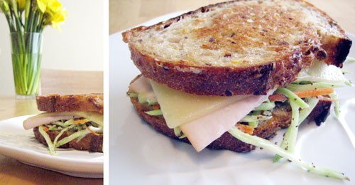 The Rachel Sandwich Recipe — Dishmaps