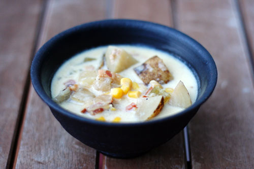 corn chowder 2 web