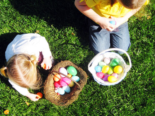 easter egg hunt web
