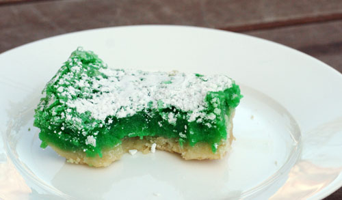 green lemon bars web