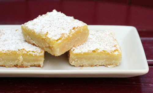 lemon bar squares web