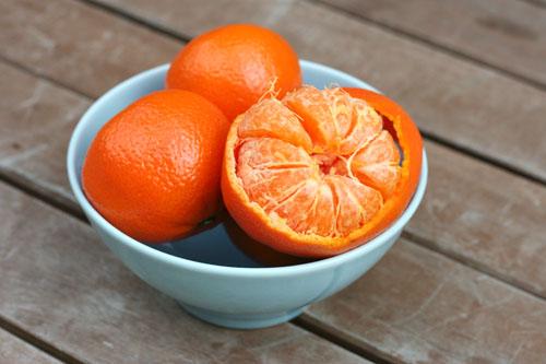 mandarins web