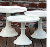 cambria cove milk glass cake stands winner sm