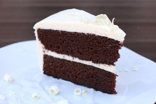 Dutch Chocolate Cake Frosting