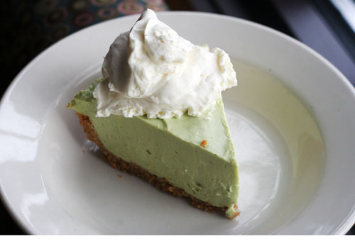 the dodo avocado pie web