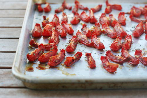 homemade roasted tomatoes web