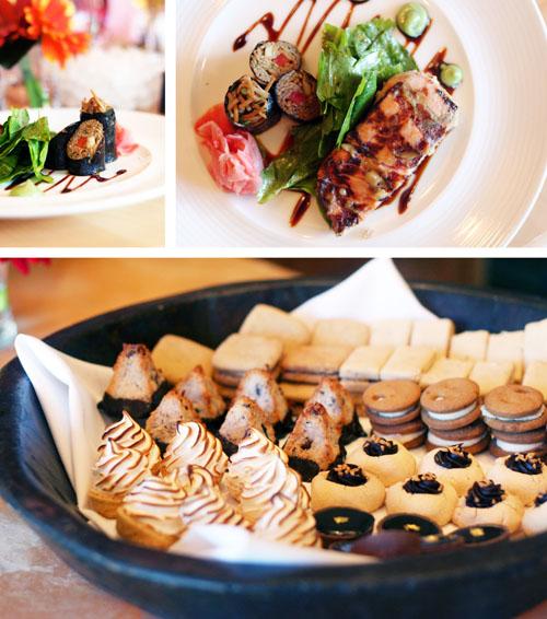 food blogger workshop food web