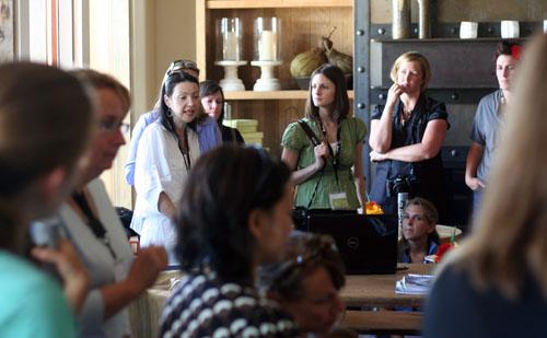 food blogger workshop helene web