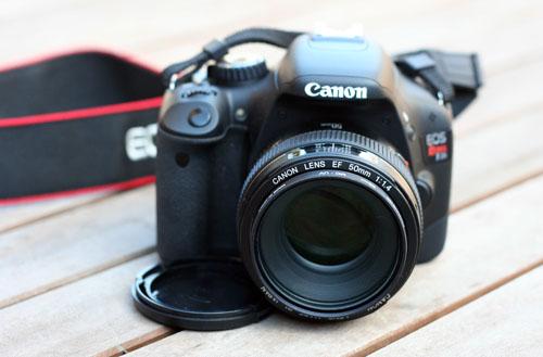 Canon Rebel T2i web