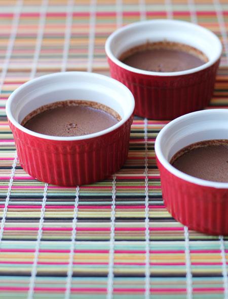 this week for dinner pots de cr 232 me au chocolat this week for dinner