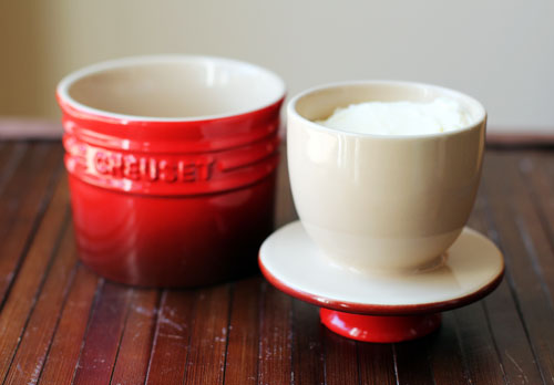 le creuset butter crock from @janemaynard