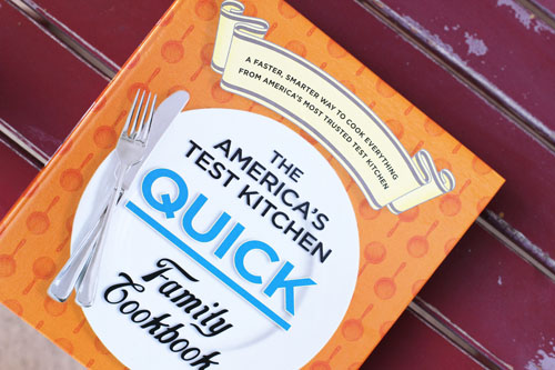 America S Test Kitchens Cookbook