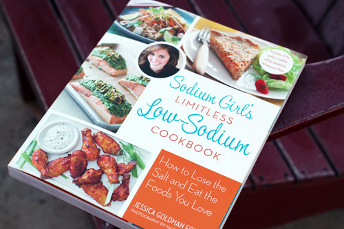 Sodium Girl Low-Sodium Cookbook