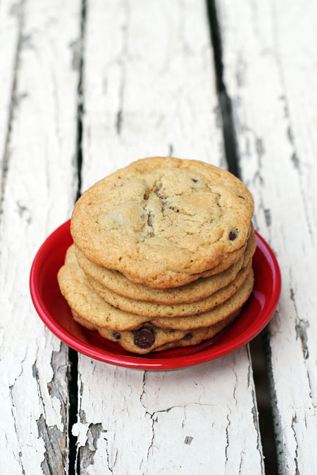 ... More!: Alice's Perfect Chocolate Chip Cookies - This Week for Dinner
