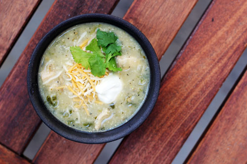 America's Test Kitchen White Chicken Chili Recipe