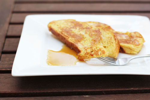 recipes for French toast