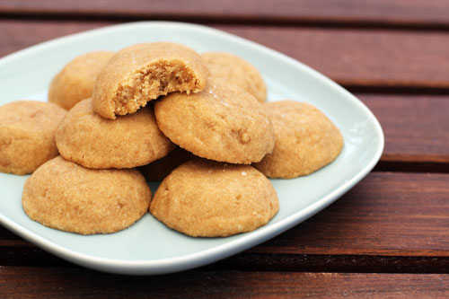 brown butter cookie company recipe