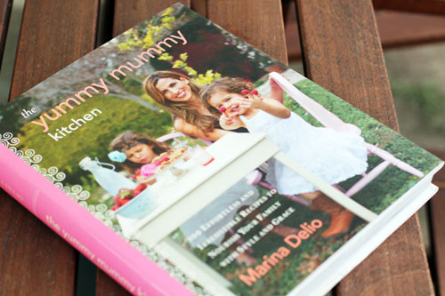 the yummy mummy kitchen book