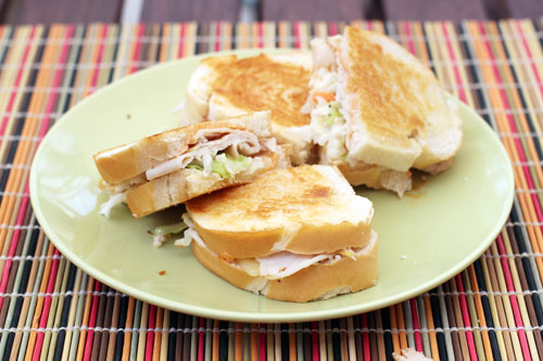 the rachel sandwich | thisweekfordinner.com