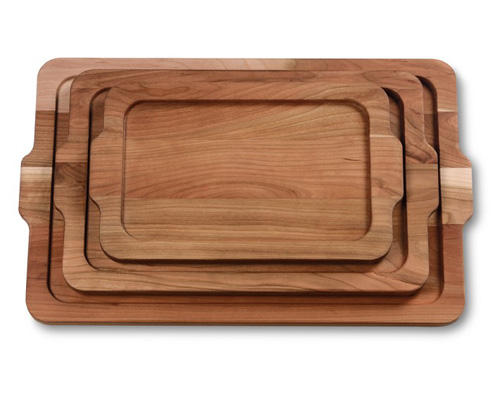 Libby's Giveaway | Williams-Sonoma Cherry Serving Tray Set | thisweekfordinner.com