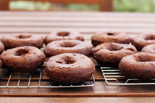 Dunford Chocolate Cake Doughnut Recipe