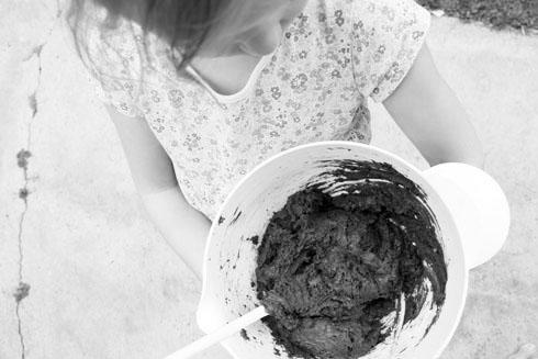 homemade chocolate cake doughnuts | thisweekfordinner.com