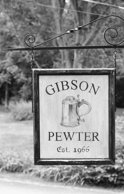 gibson pewter | thisweekfordinner.com