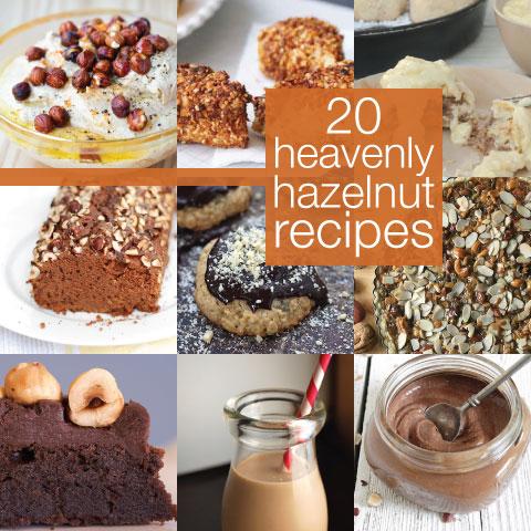 20 heavenly hazelnut recipes