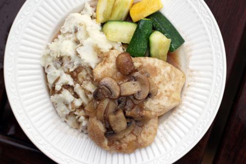 maple balsamic chicken   thisweekfordinner.com