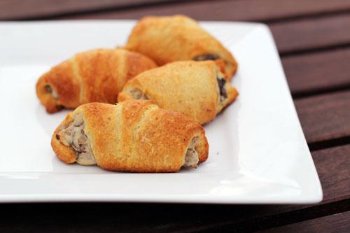 chicken croissants crescents   thisweekfordinner.com