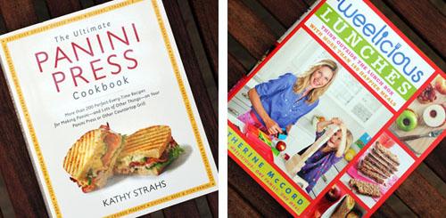 cookbook giveaway winners