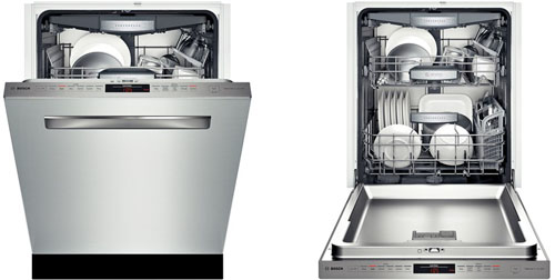 bosch 800 plus series dishwasher | thisweekfordinner.com