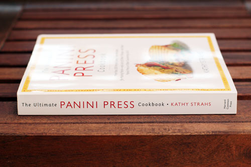 the ultimate panini press cookbook | thisweekfordinner.com