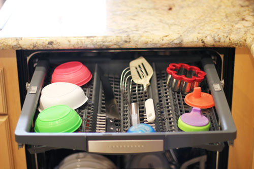 bosch dishwasher review | from @janemaynard at thisweekfordinner.com