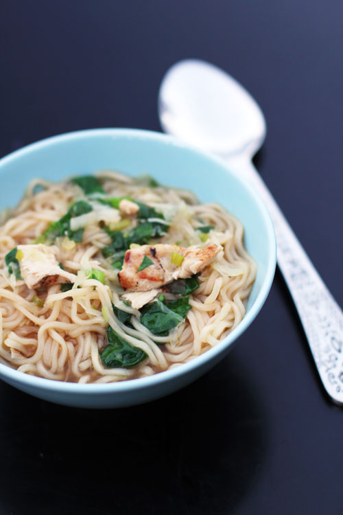 Healthier Ramen Noodle Soup Recipes — Dishmaps