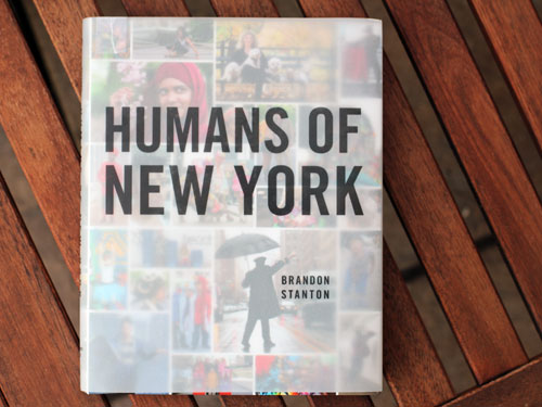 humans of new york book | thisweekfordinner.com