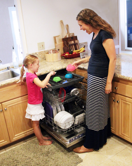 Bosch 800 Series Dishwasher Features | From @janemaynard at thisweekfordinner.com