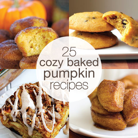 25-cozy-baked-pumpkin-recipes-roundup