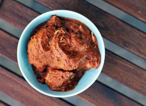 chicken mole | thisweekfordinner.com